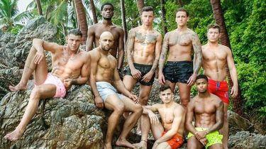 Oehlala: de mannelijke Temptation Island verleiders