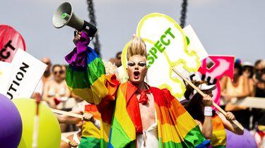 De Gay Pride van 2018 was een van de doelwitten van de verdachten van de Arnhemse terreurgroep die in de extra beveiligde rechtbank in Rotterdam terechtstaan voor het plannen van een aanslag.