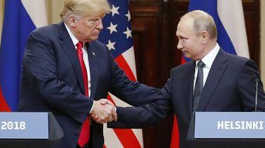Critici in VS boos over 'zwak' optreden Trump