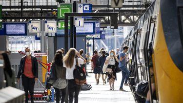 Voorlopig geen treinen tussen Amersfoort en Amsterdam