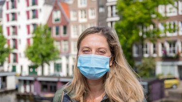 Geen mondkapje op in Amsterdam? Da's 95 euro boete