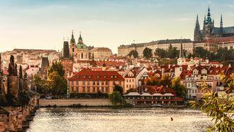 Europa stedentrip herfst