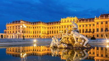 Schloss Schönbrunn in Wenen