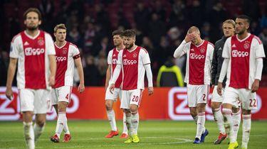 Gemiste kans voor Ajax met gelijkspel SC Heerenveen