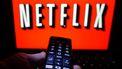 Een foto van Netflix en een afstandsbediening