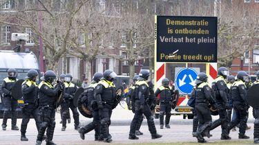 demonstratie Amsterdam