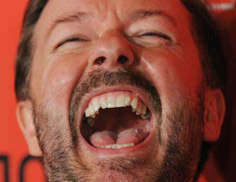 Foto van Ricky Gervais