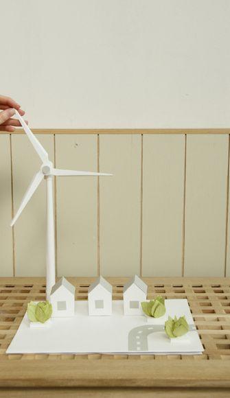 duurzame energie windmolens zonnepanelen