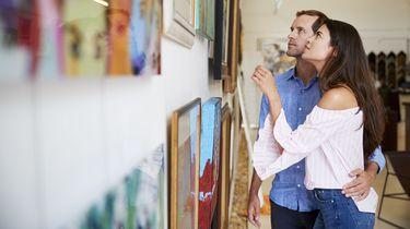 Kunst en een kater gaan prima samen