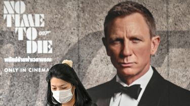 Film James Bond wereldwijd uitgesteld tot november om coronavirus