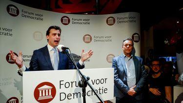Forum voor Democratie heeft de woede van de Tweede Kamer op hun nek gehaald met een 5 mei-actie