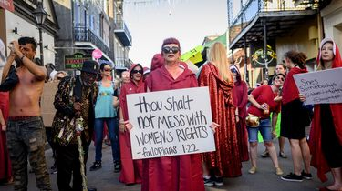 Louisiana: geen abortus bij incest of verkrachting