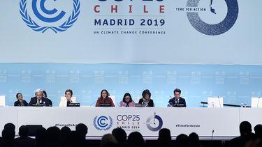 Weinig concrete afspraken in slotakkoord klimaattop Madrid