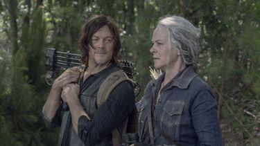 The Walking Dead, seizoen 10, netflix