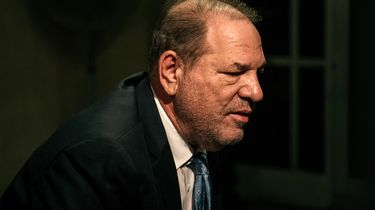 Foto van Harvey Weinstein