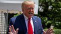 De Amerikaanse president Donald Trump heeft zondag de terugtrekking bevolen van de militairen van de nationale garde uit Washington.