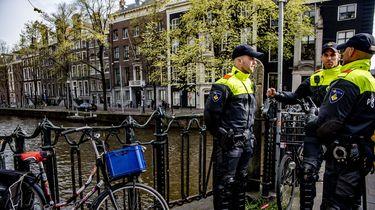 Serie-aanrander in Amsterdam