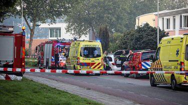 Een dode door koolmonoxidevergiftiging Doesburg
