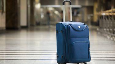 Koffer met lichaamsdelen gevonden op Schiphol