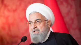President Hassan Rohani van iran