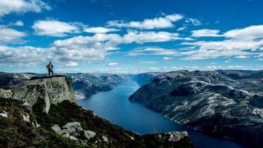 Noorwegen, reisadvies, code geel, vakantie