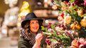 Een foto van kerstgek Saskia de Laat.