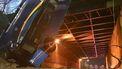 Bus bungelt over rand viaduct in New York, zeven mensen raken gewond