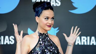 Katy Perry zwijgt.