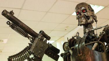 Pas op: de killer robots komen eraan!