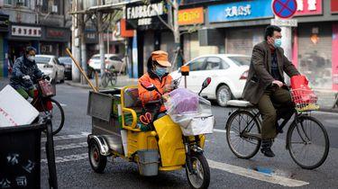 'Wuhan sluiten voorkwam 700.000 besmettingen in China'