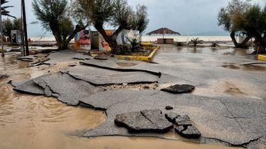 Noodweer in Griekenland: meerdere doden