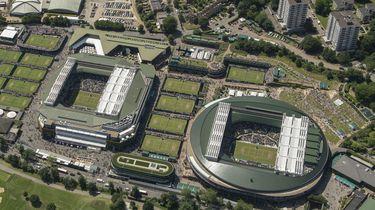 Wimbledon afgelast.