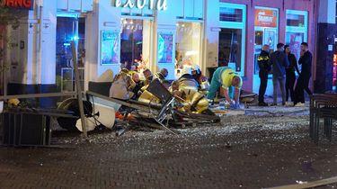Man rijdt in op uitgaanspubliek Deventer