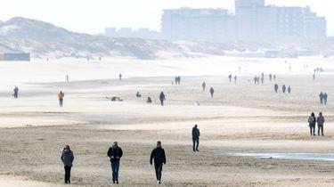 Nederland volgt instructies nu wel: rust op de stranden