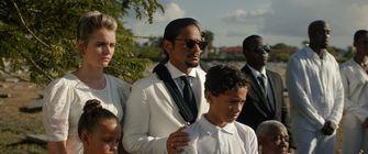Fajah Lourens: de acteerkriebels in 'Suriname' even terug