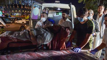 kabul, afghanistan, aanslag, explosie