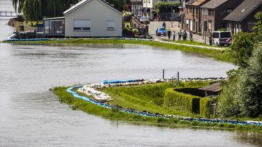 Limburg watersnood water