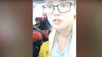 Zweedse voorkomt in vliegtuig uitzetting vluchteling