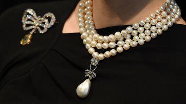 47 miljoen euro voor collectie koninklijke juwelen
