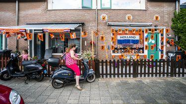 Oranje EK voetbal Thuisbezorgd EURO 2020