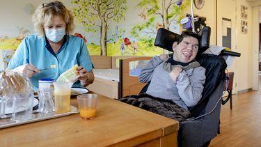 Vaccineren van ouderen en mensen met beperking gaat van start.