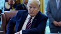 Trump gaat z'n coronapraatjes inkorten