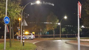 Verdacht pakket in provinciehuis van Flevoland