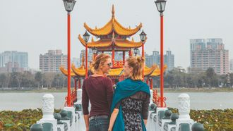 Reismeisjes #35: Lesbisch in het tolerante Taiwan