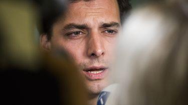 Grote zorgen over bedreigingen tegen Thierry Baudet