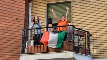 Laagst aantal coronadoden in Italie gemeten sinds begin lockdown.