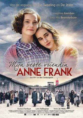 Poster film Anne Frank