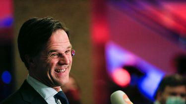 Mark Rutte verkiezingen