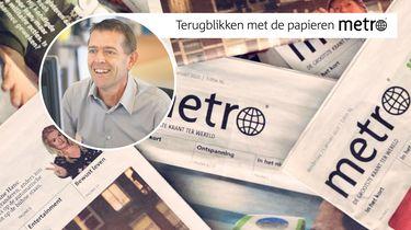 Metro blikt terug deel 2: verslaggever Erik Jonk