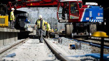 ProRail slaat alarm over stroomtekort spoor